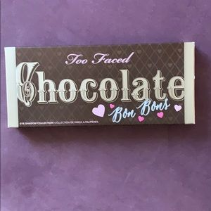 Brand new Too Faced chocolate bon bon palette